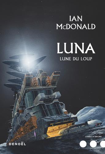 """Afficher """"Luna (Tome 2) - Lune du loup"""""""
