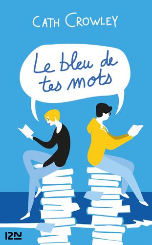 """Afficher """"Le bleu de tes mots"""""""