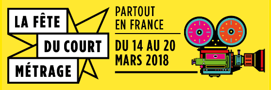 """Résultat de recherche d'images pour """"fête du court métrage 2018 bannière"""""""
